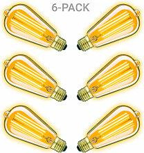Edison LED 6er-Pack