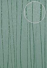 Edle Streifen Tapete Atlas COL-569-7 Vliestapete