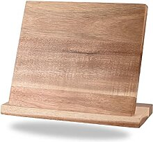 Edler Holz Messerblock Dekorativ Praktisch der