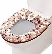 Edles Badezimmer WC Mat Schöne WC Mat-15