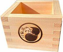 EDOYA Hinoki Holz Sake-Becher (2er Set) Japanische