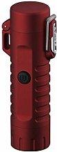 EDQZ Outdoor Taschenlampe Tragbare Feuerzeug,