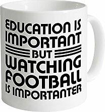 Education Football Tasse