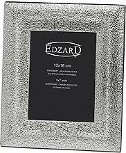 EDZARD Fotorahmen Ancona für Foto 13 x 18 cm,