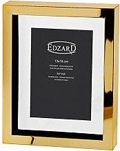 EDZARD Fotorahmen Bilderrahmen Caserta für Foto