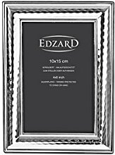 EDZARD Fotorahmen Urbino für Foto 10 x 15 cm,
