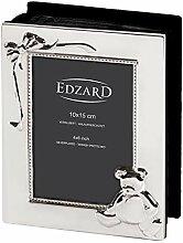 EDZARD Kinder Fotoalbum Teddybär für 100 Fotos