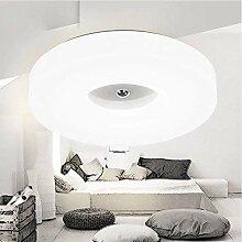 Eeayyygch 12W LED Deckenleuchten Eisenrahmen Plus