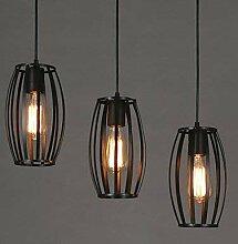 Eeayyygch E2713 * 23 cm kreative Loft-Lampe aus