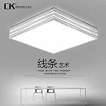 Eeayyygch LED-Deckenleuchte Deckenleuchte-Lampe