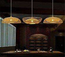 Eeayyygch LED-Licht Anhänger Deckenleuchte Shabby