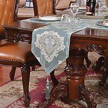 Eeayyygch Tischläufer/Tischdecke A 30 x 200 cm,