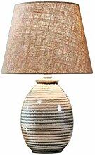 Eeayyygch Tischlampe, Keramik Tischlampe