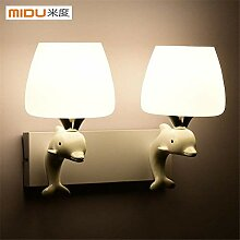 Eeayyygch Wandleuchte hängende Lampe Moderne