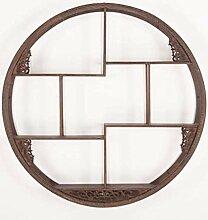 Eeayyygch Wandregal Vintage chinesischen Stil