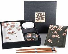 eeblume Original Japanisches Sushi-Set 2er-Set
