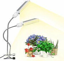 eecoo Led Pflanzenlampe Vollspektrum 120W 90LEDs