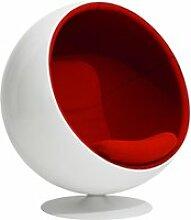 Eero Aarnio Originals - Ball Chair, rot (Tonus