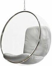 Eero Aarnio Originals - Bubble Chair, silber