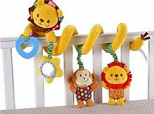 EEvER Schöne Lernaktivität Spielzeug Baby Krippe