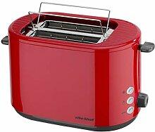 efbe-Schott SC TO 1080.1 ROT Design-Toaster mit