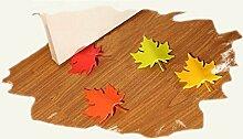 Efbock Ahorn-Herbst-Blatt-Art-Innendekor