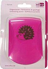 efco-Igel Prägestanzer, Pink, 32mm