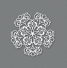 efco–Stencil Ornament/1Design, Kunststoff,