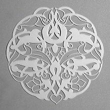 efco-Stencil Ornament/1Design, Kunststoff,
