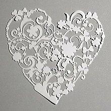 efco Schablone blossomheart/1Design, Kunststoff,