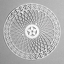efco Schablone Ornament 3/1Design, Kunststoff,