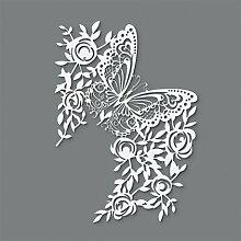 efco Schablone Schmetterling/1Design DIN,