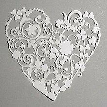 EFCO Stencil Blossomheart/1 Design, Plastic,