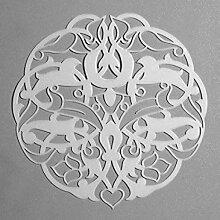efco Stencil Ornament/1Design, Kunststoff,