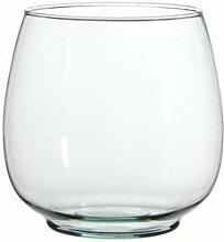 EFCO - Vase / Windlicht Glas H 14,5 x ø 14,5 cm 1