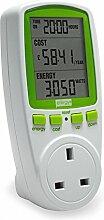 Efergy Energy Überwachungsbuchse in Home Monitor, 2.0