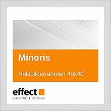 Effect Bilderrahmen Minoris Weiss Bilderrahmen