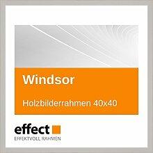 Effect Bilderrahmen Windsor Weiss Bilderrahmen