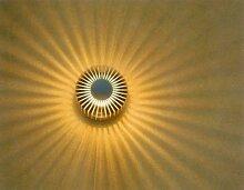 Effektleuchte, Wandleuchte, Sunbeam white, IP54 10045