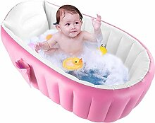 effoo Aufblasbare Babybadewanne, aufblasbares