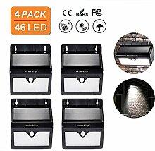 EFGS 46 LED-Solarleuchte/Sonnenschutz