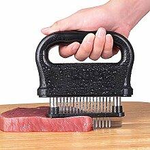 EFINNY Fleischklopfer mit 48 ultra scharfen