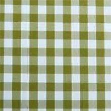 eflonbeschichtet Tischdecke eckig mit Bleiband im Saum, Teflonbeschichtet in Designs:Landhaus, oliv + weiß Maß: 100x100