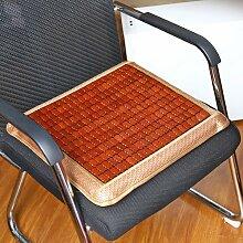 EFRC Mat Bürostuhl Computer Stuhl Kissen Luft Bank Sitzkissen,2
