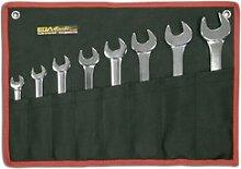 EGA Master 69312–Kit von 10offenes Ende Schlüssel Spiegel poliert Verchromung