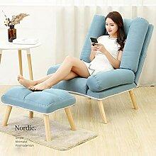 EGCLJ Loungesofa Sessel - Einfaches