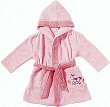 Egeria 501017 Pony Kapuzenmantel Baby Bademantel,