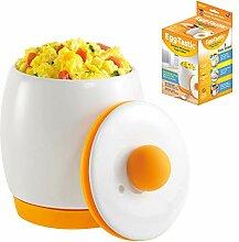 Egg-Tastic Mikrowellen-Eierkocher und Pochierer