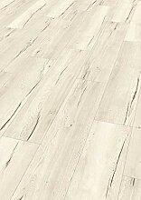 EGGER Home Comfort - Design Korkboden weiß in