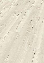 EGGER Home Laminat weiß Holzoptik - Creston Eiche